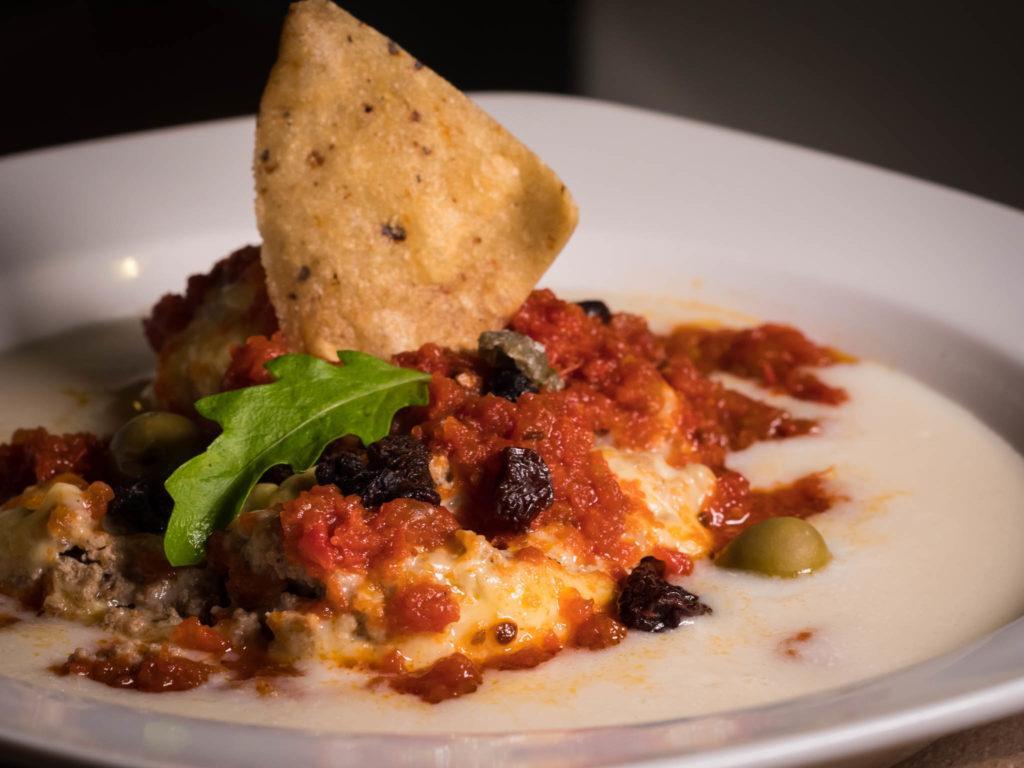 Yucatan Food: Queso Relleno @ Manjar Blanco Merida Mexico