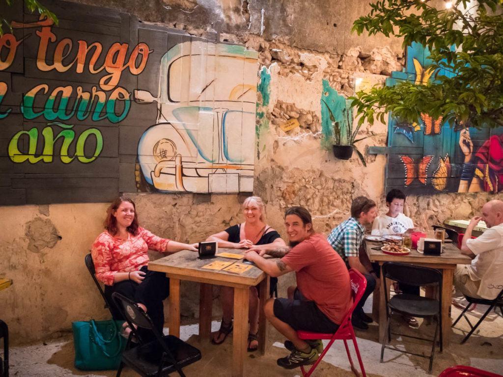 Hipster Merida Mexico Nightlife: Pipiripau Bar
