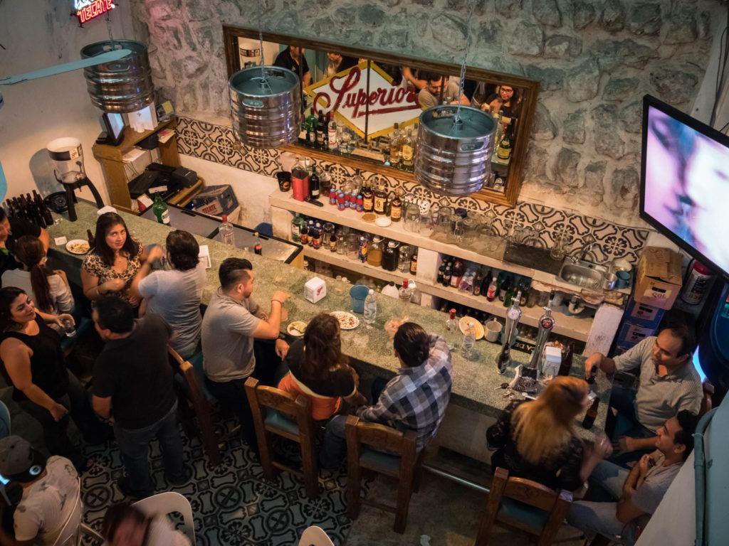 El Porvenir Cantina: Merida Mexico Nightlife