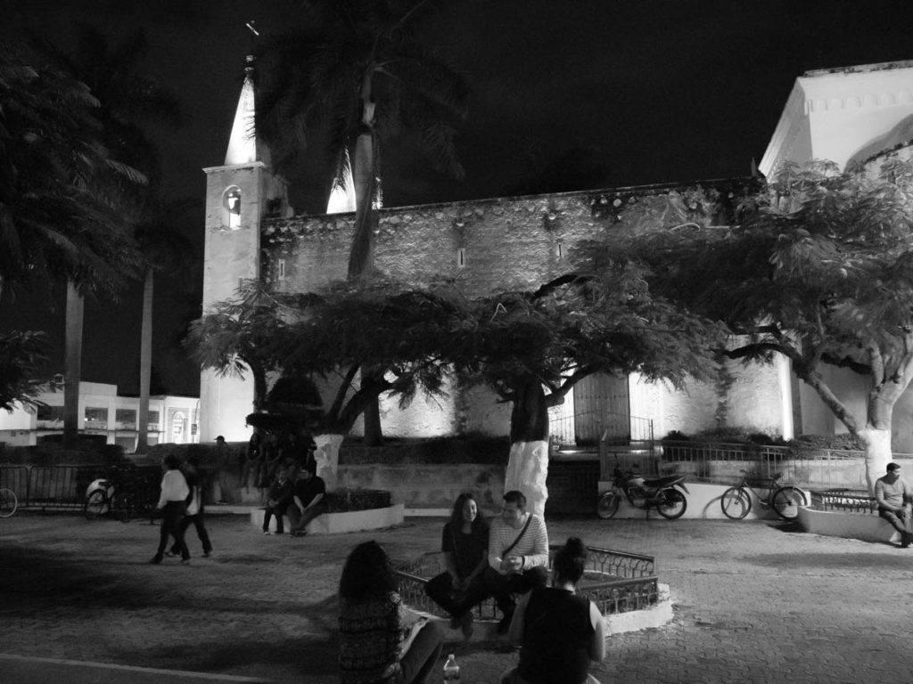 The Church @ Parque Santa Ana - Merida Mexico