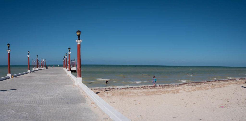 Merida Mexico Beaches - Sisal