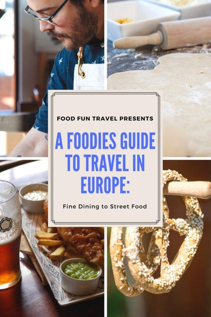 A Foodies Guide to Travel in Europe: From Fine Dining to Street Food we look into some of the best cuisines Europe has to offer.