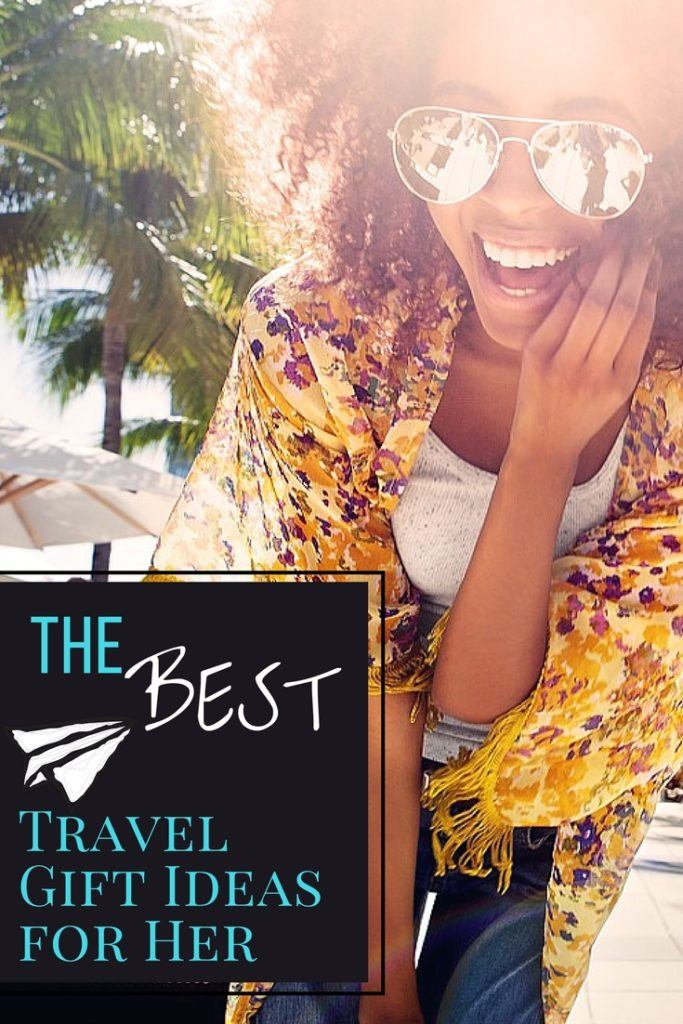 Gifts For Female Travelers. Travel Gift Ideas For Her. Funny travel gifts, gift ideas for someone going traveling, unique travel gifts we've them all.