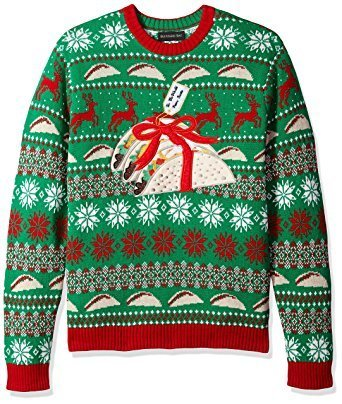 Taco Ugly Christmas Sweater - Best Online Food Gifts