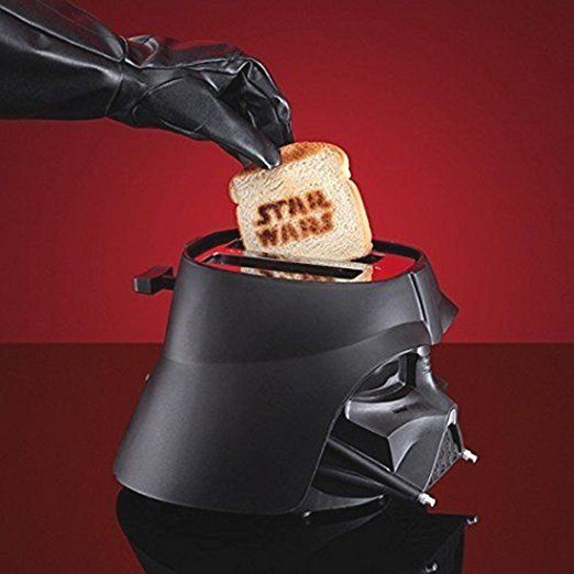 Darth Vader Toaster - Foodie Gifts For Men