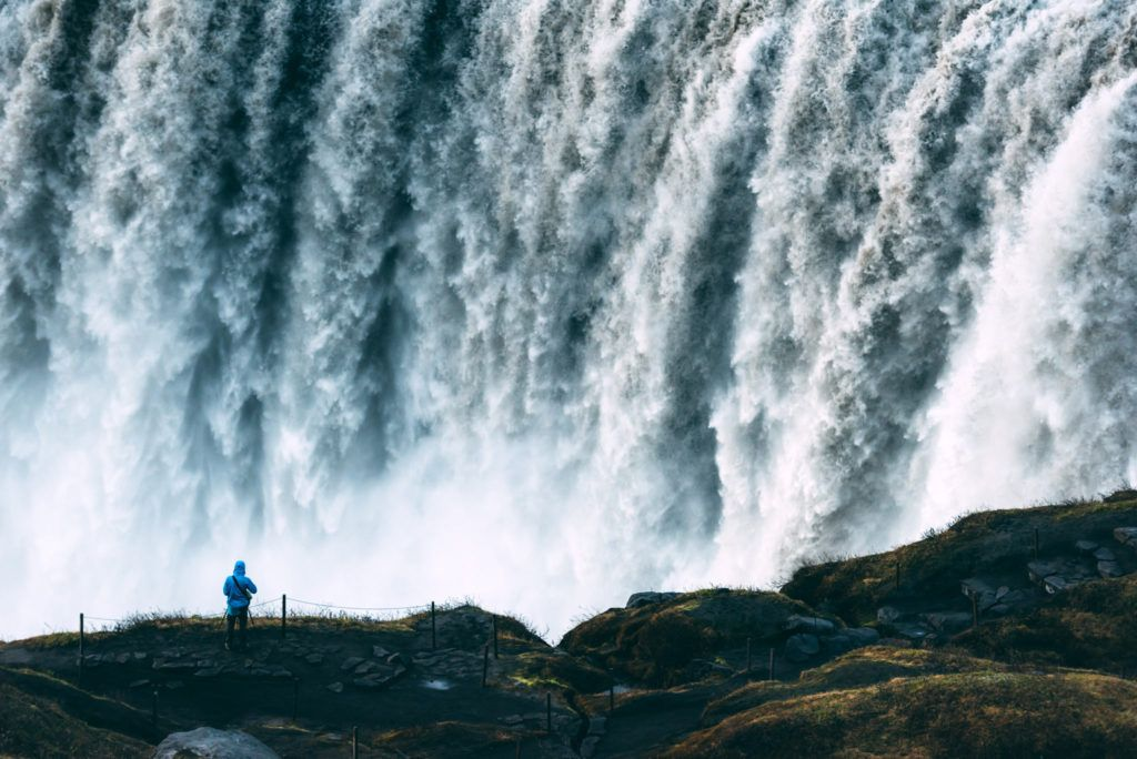 [Stock Image] Dettifoss Waterfall - Bigstock
