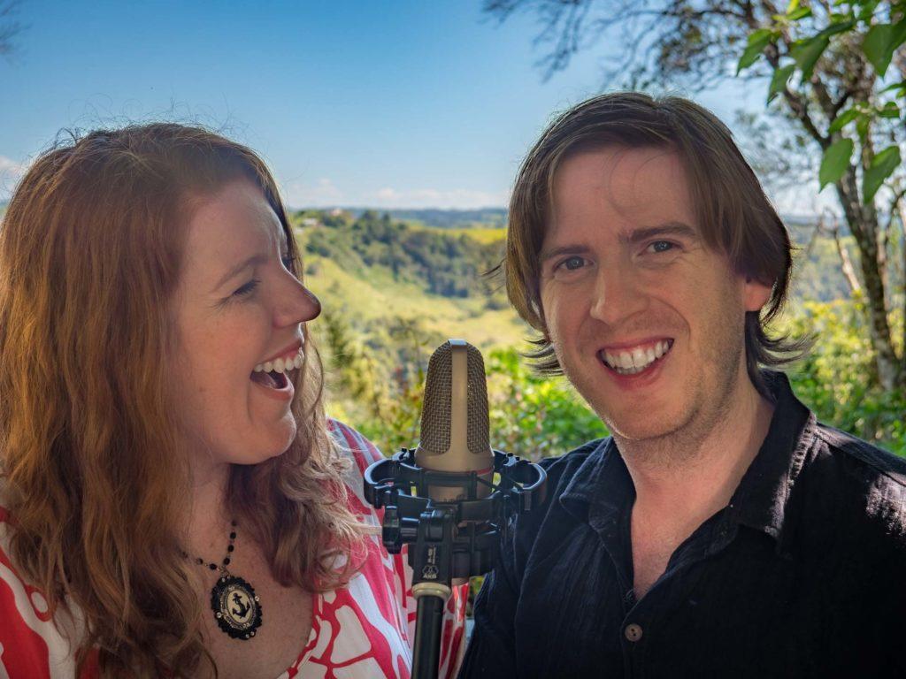 Tommo & Megsy: Podcast Hosts