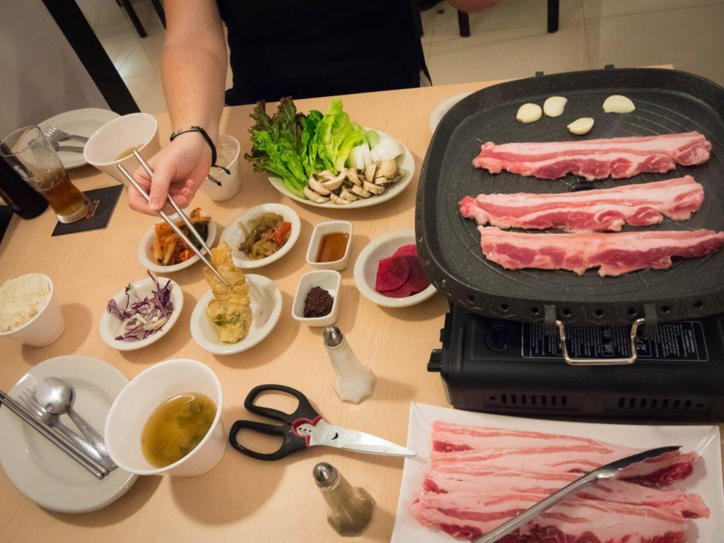 Korean BBQ - History of Kimchee - What to eat in Seoul