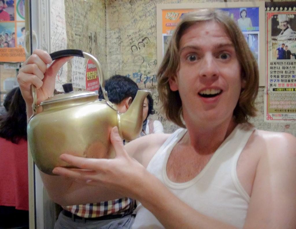 makgeolli: History of Kimchee - What to eat in Seoul