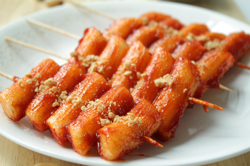 Tteok History of Kimchee - What to eat in Seoul