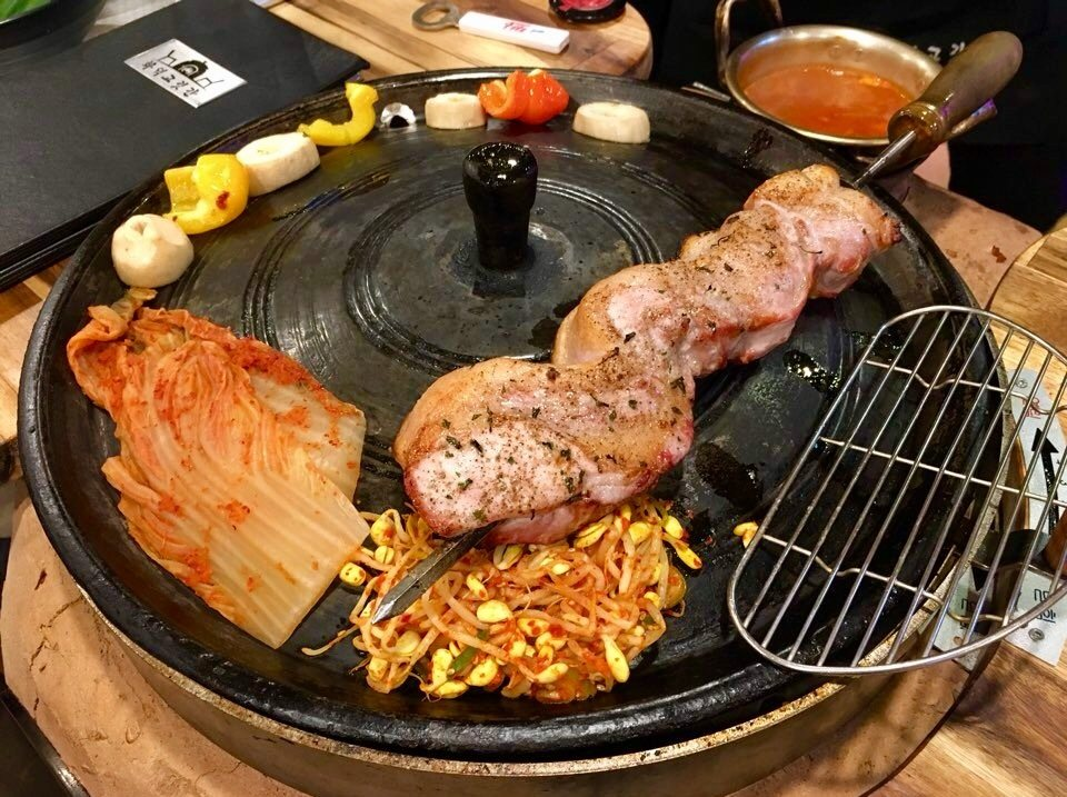 What to eat in Seoul -