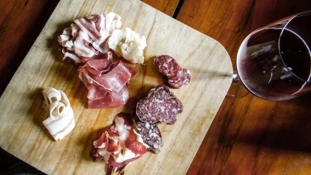 Bologna Food - What to eat in Bologna - Culatello