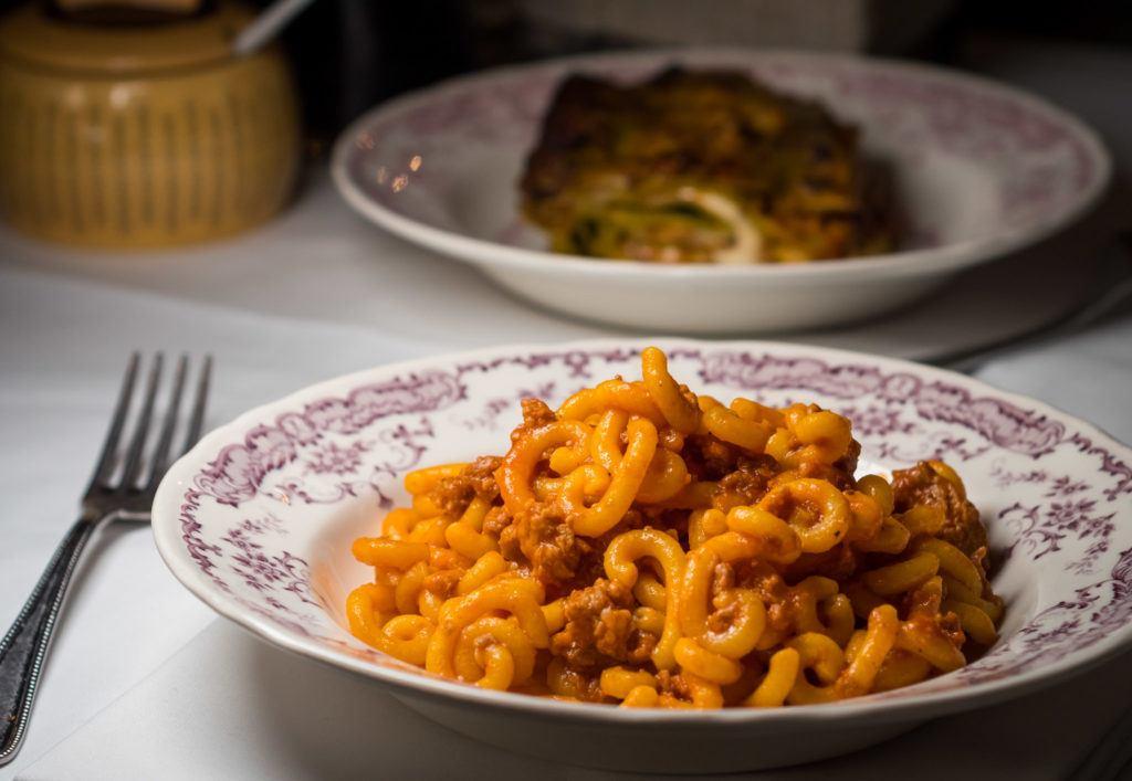 Bologna Food - What to eat in Bologna - Gramigna alla Salsiccia