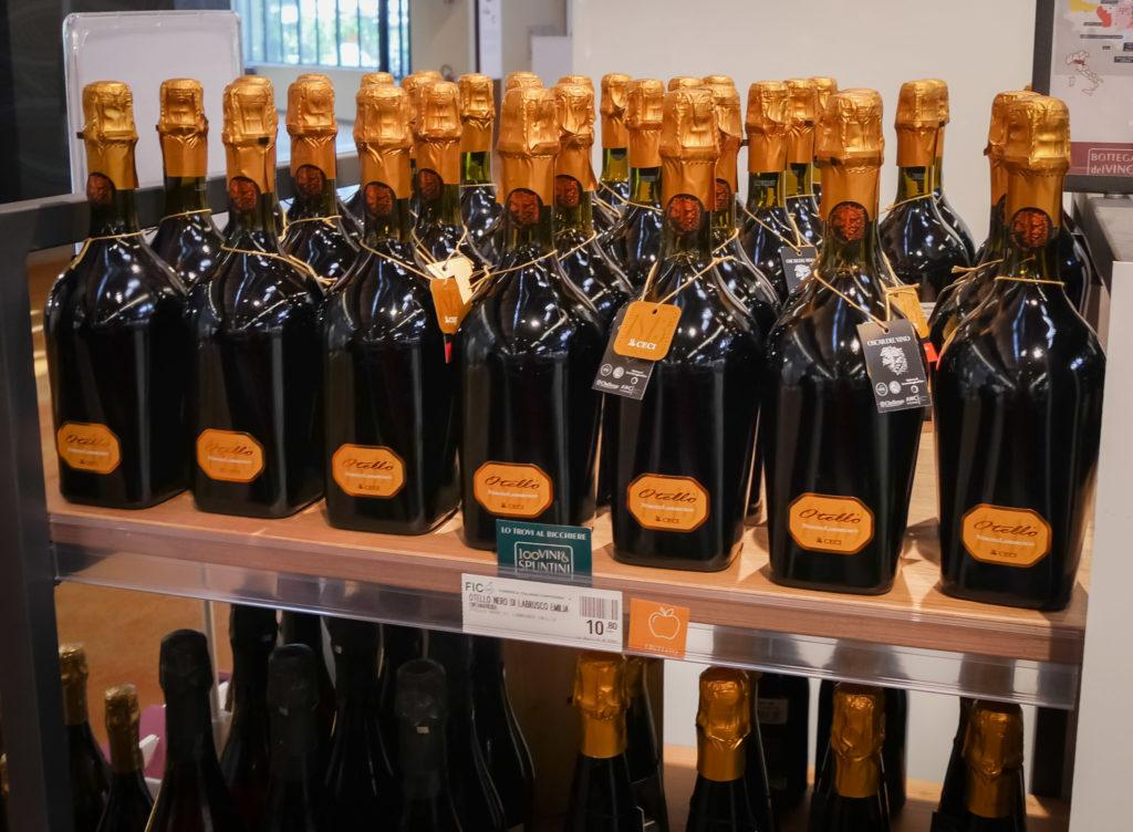 Lambrusco by Ceci - What to drink in Emilia Romagna