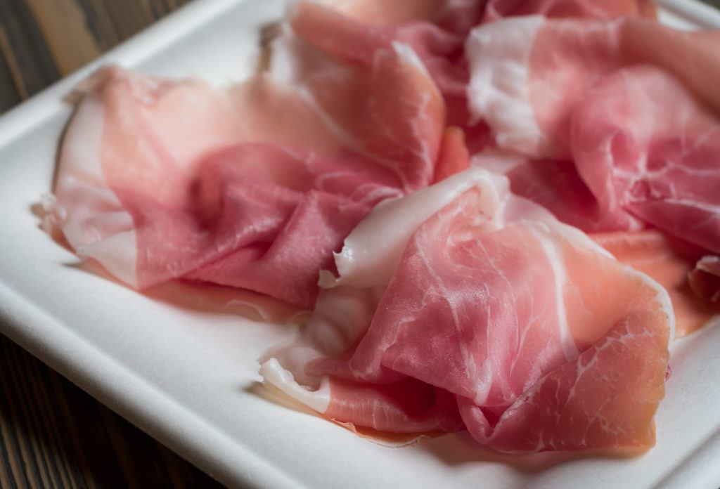 Bologna Food - What to eat in Bologna - Parma Ham