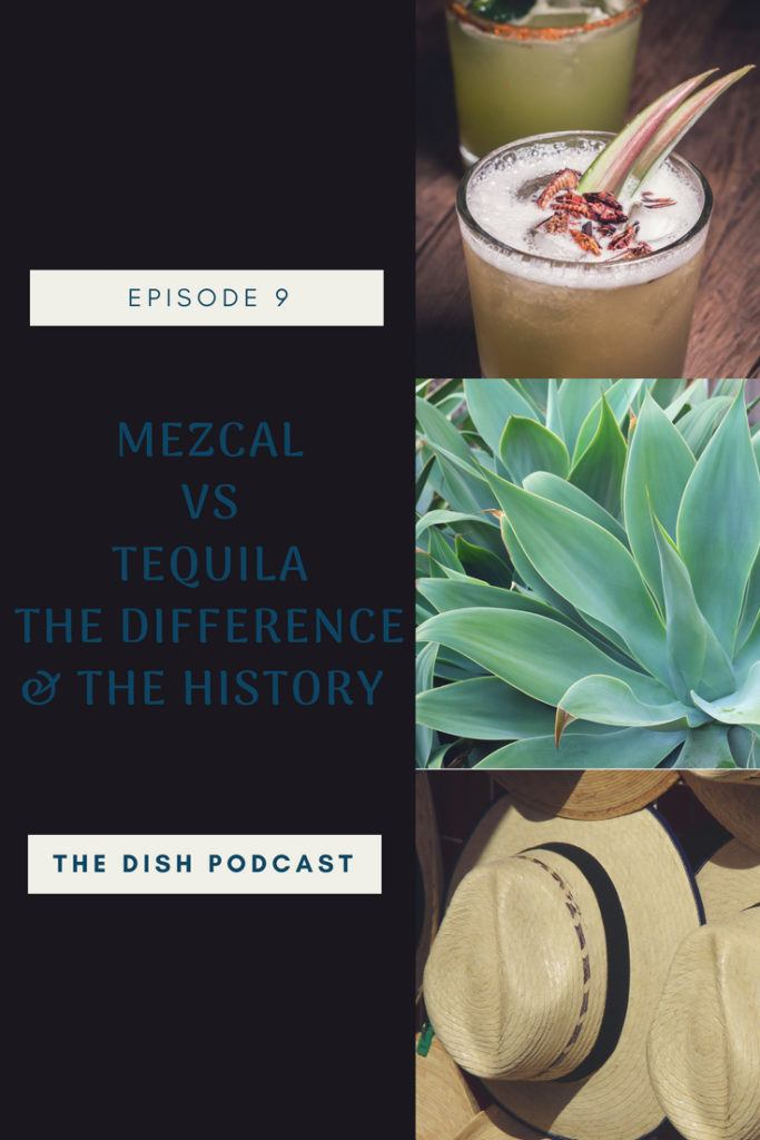 Mezcal vs Tequila: Learn the difference between Mezcal and Tequila, the history of Tequila, the history of Mezcal, how to drink Mezcal properly + Podcast