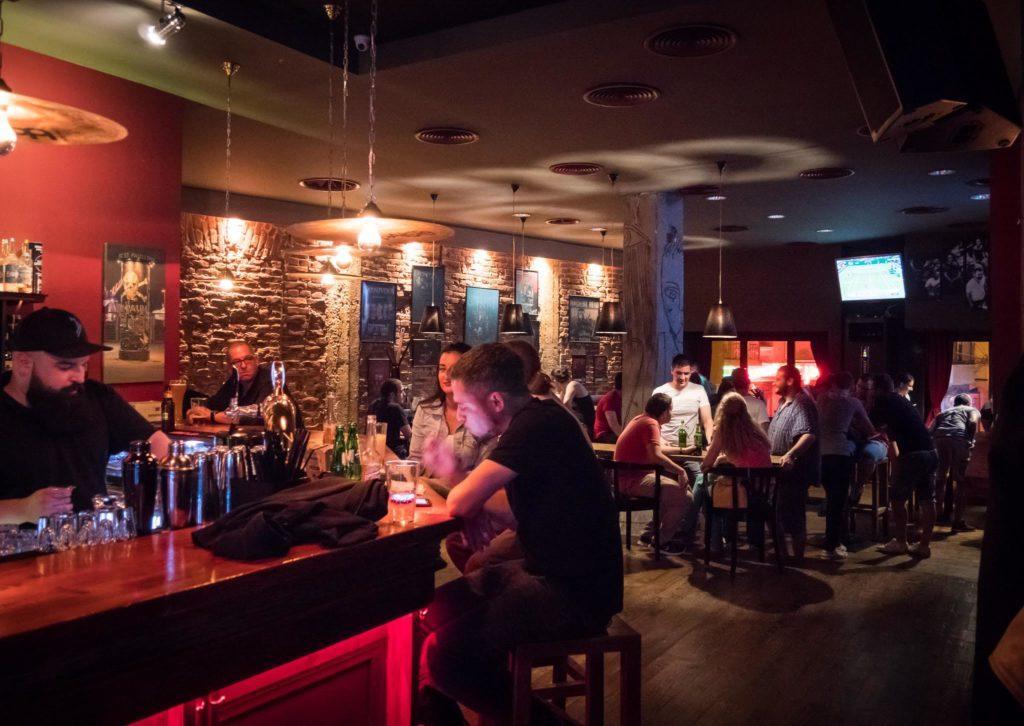 Plovdiv Nightlife - Download Rock bar
