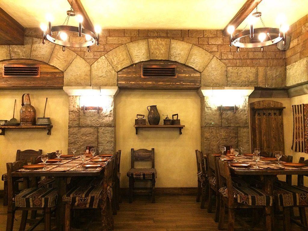 Amazing Restaurants in Yerevan - Old Zanzegur Tavern
