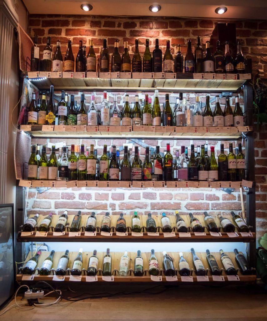 Plovdiv Nightlife - Vino Culture Wine bar
