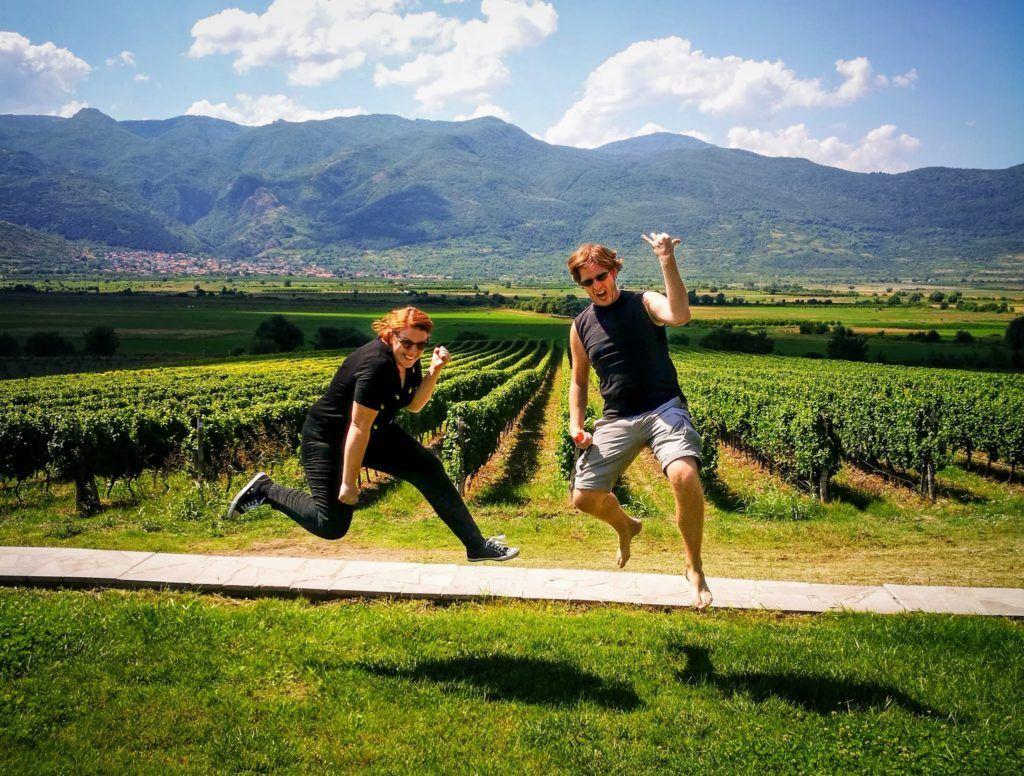 Best Plovdiv Restaurants, Plovdiv Nightlife & Plovdiv Wine Tours Bulgaria Yustina Winery