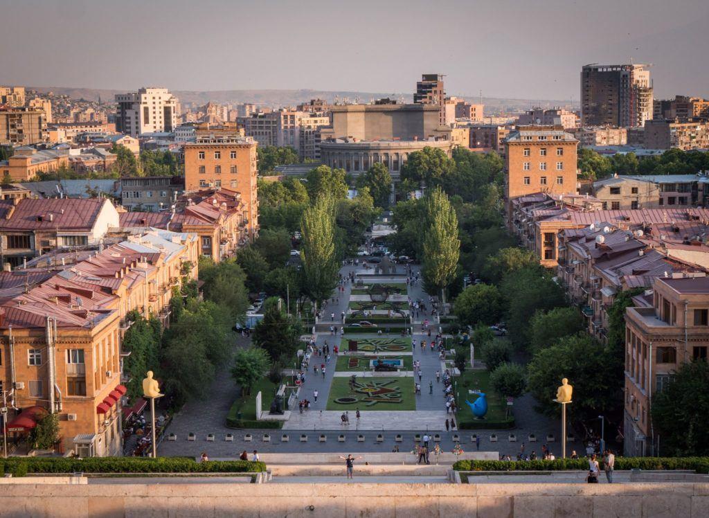 Amazing Restaurants in Yerevan