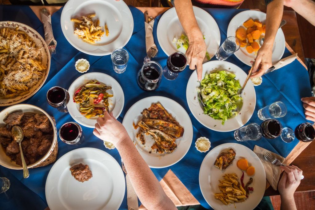 What To Do In Corfu / Things To Do In Corfu Greece / Corfu Greece Map: Traditional Corfu Lunch @ Bioporos Organic Farm, Restaurant & Cooking Class