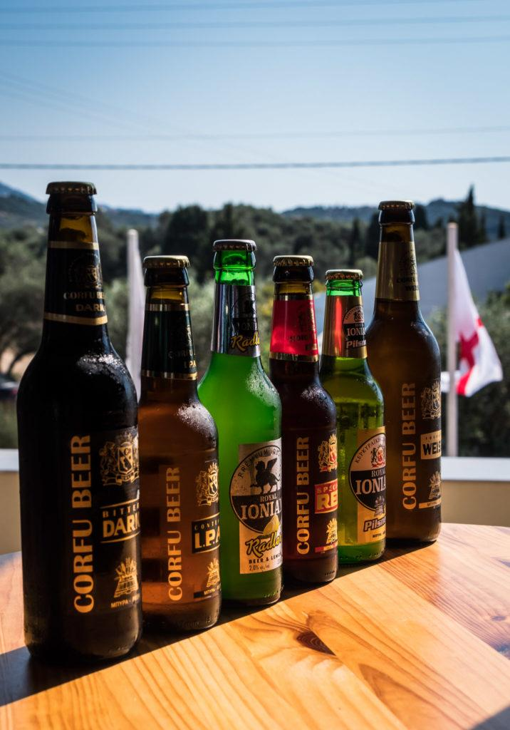 What To Do In Corfu / local beer in Corfu : Corfu Beer Craft Brewery