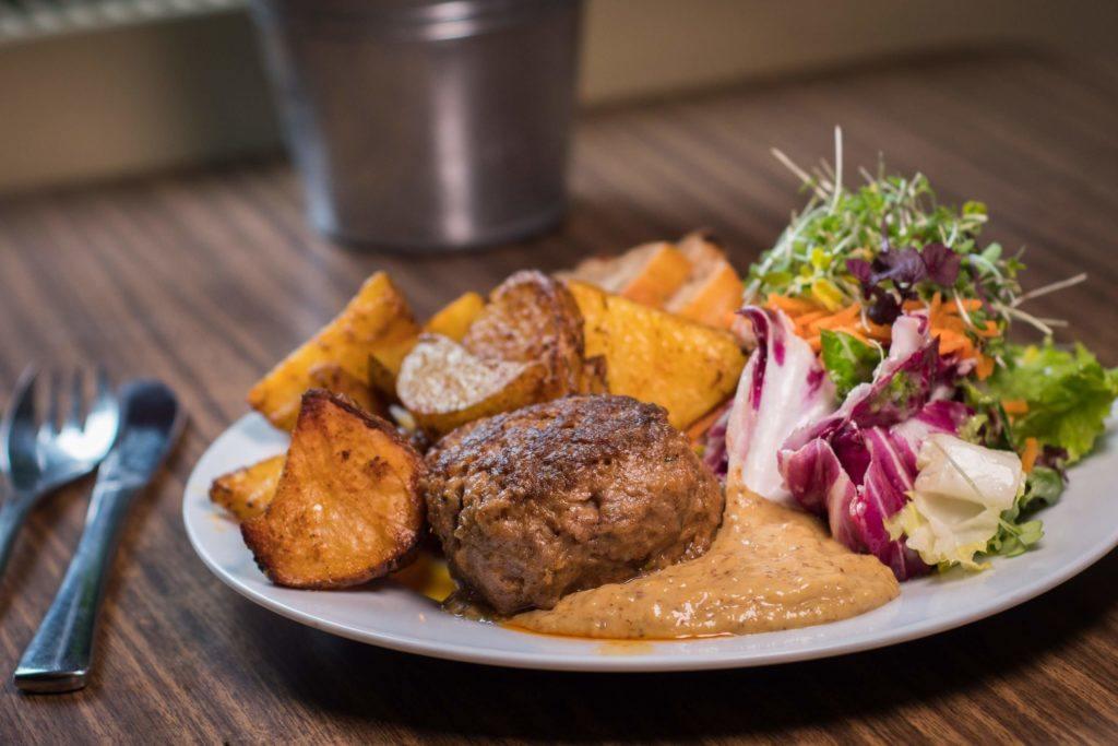 Hamburg steak Frikadeller Where Did Hamburgers Originate - Who Invented The Hamburger?