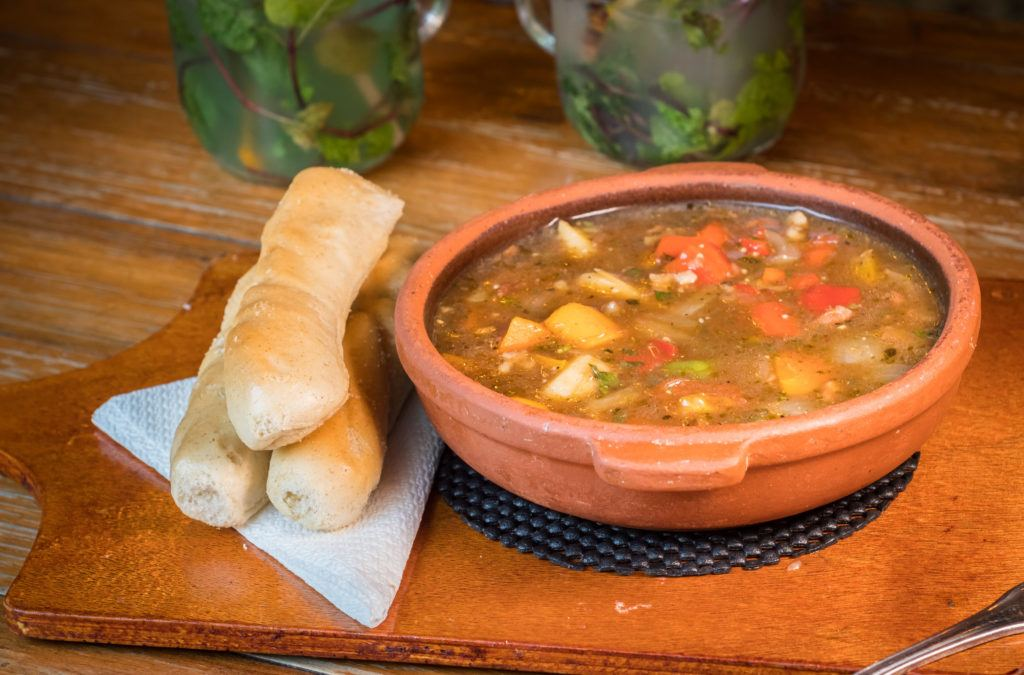 Cuban Cuisine / traditional cuban food history / cuban dishes: Ajiaco