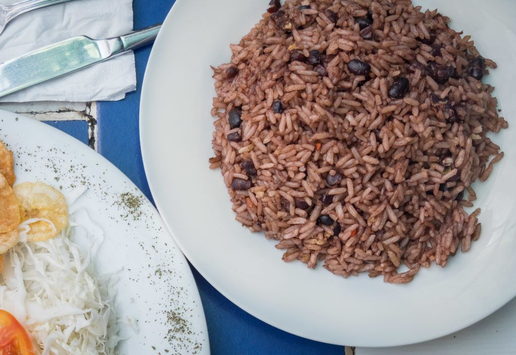 Cuban Cuisine / traditional cuban food history / cuban dishes: Moros y cristianos &/or Congri