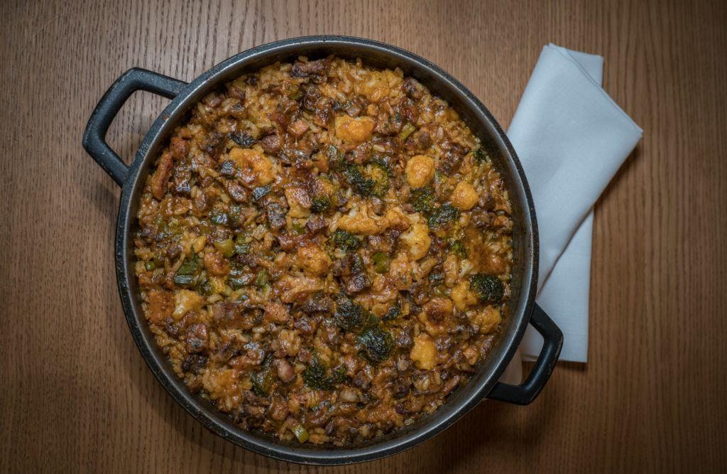 Mallorcan Food / Mallorca traditional Food: Arroz Brut