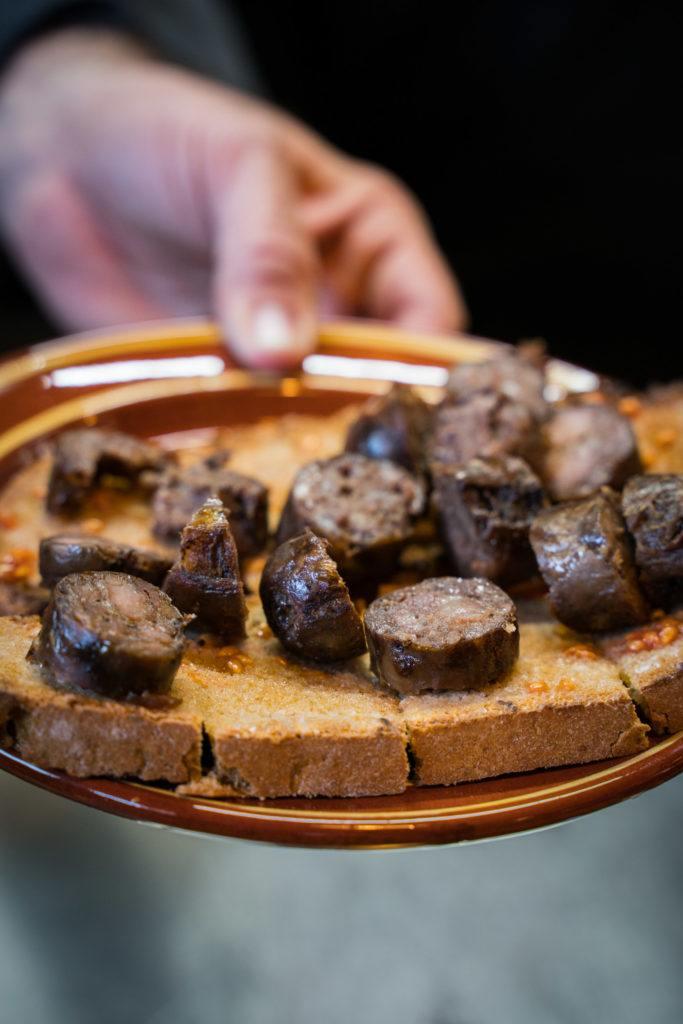 Mallorcan Food / Mallorca Food: Botifarron