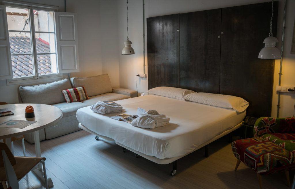 Brondo Architect Hotel room: Palma De Mallorca