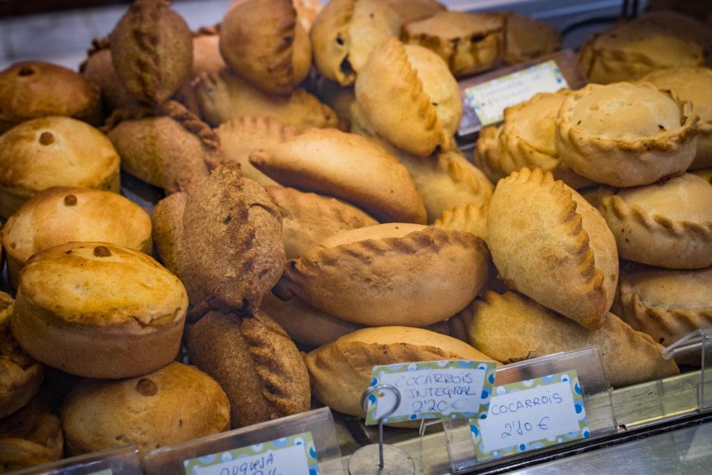 Mallorcan Food / Mallorca Food: Cocarrois