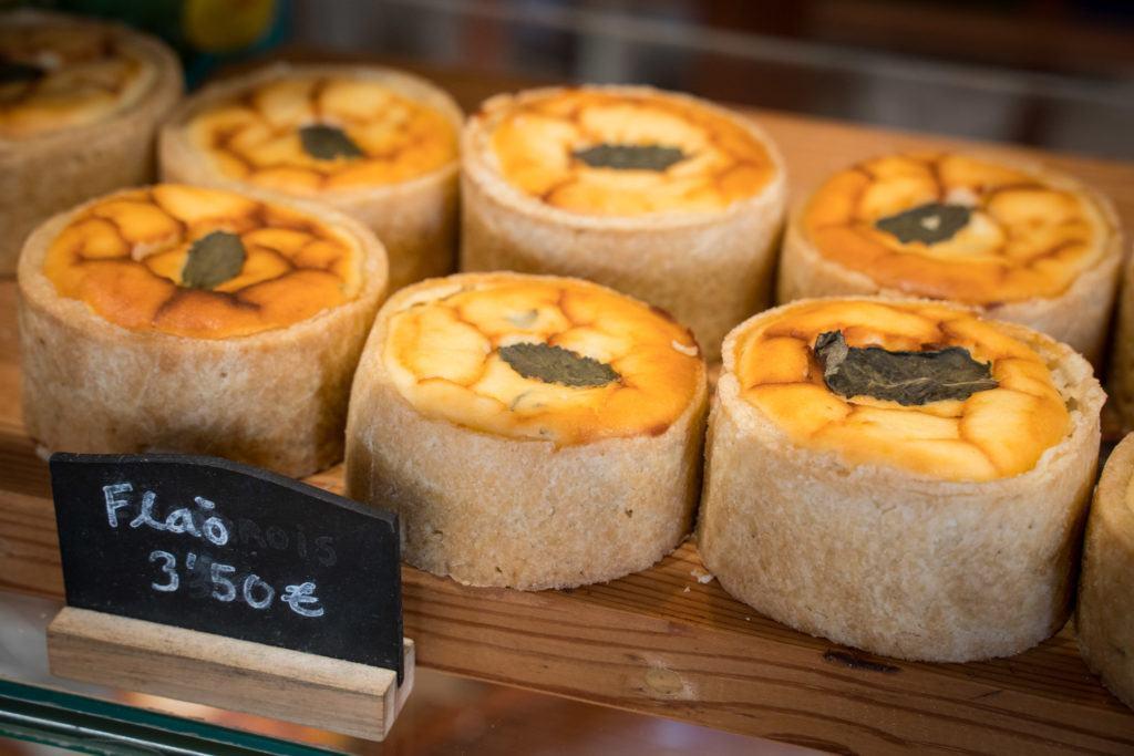 Mallorca Food / Balearic Island Desserts: Flaó