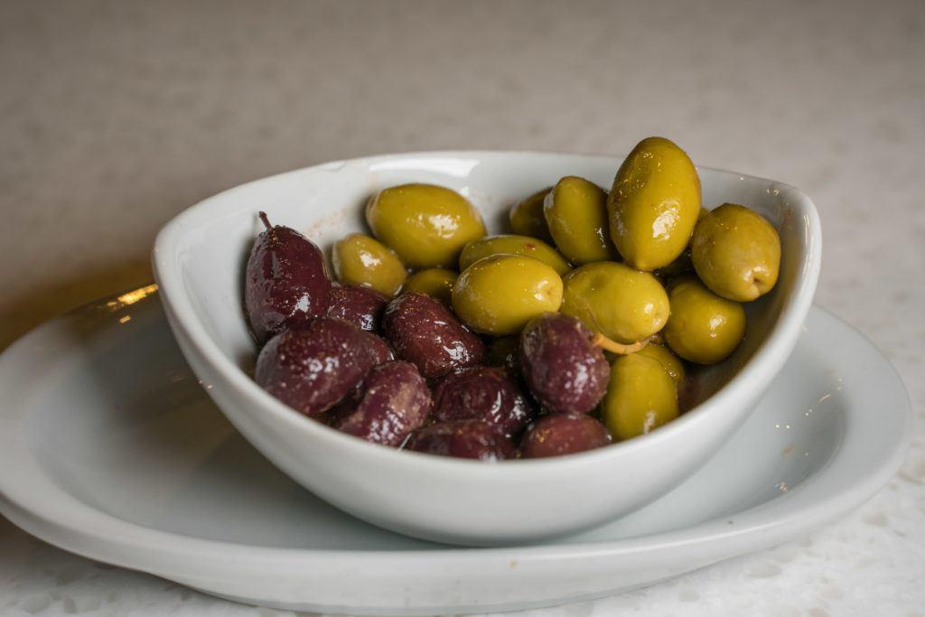 Mallorcan Food / Mallorca Food: Panceda Olives