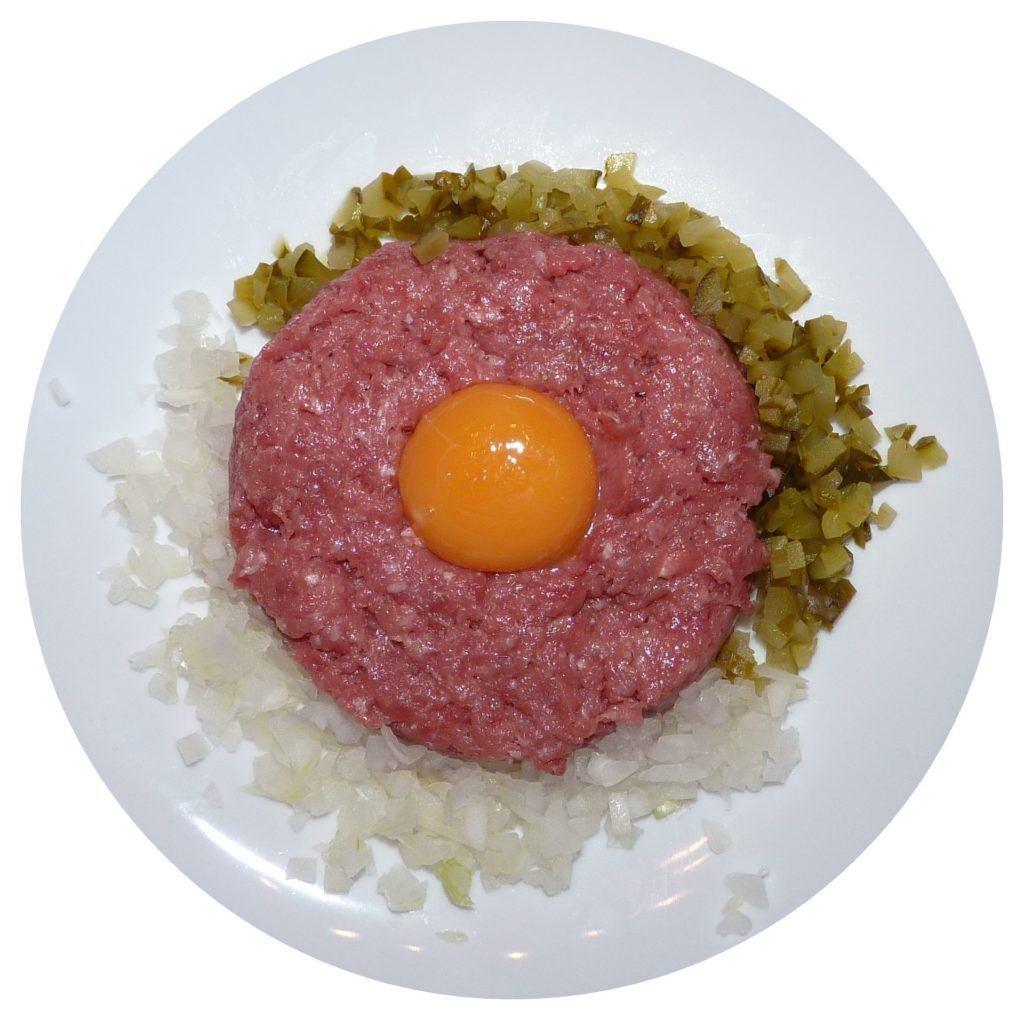 Steak Tartare - Where Did Hamburgers Originate - Who Invented The Hamburger?