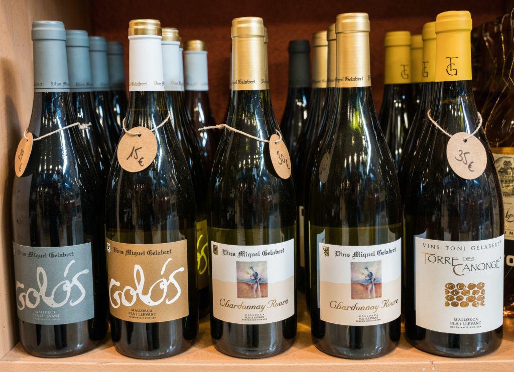 Mallorcan Wines.