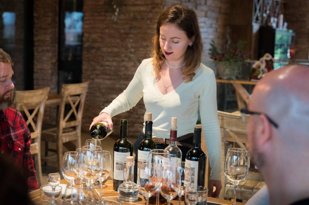 Wine tasting @ Guianni   Best Georgian Vineyards, Manavi, Kakheti