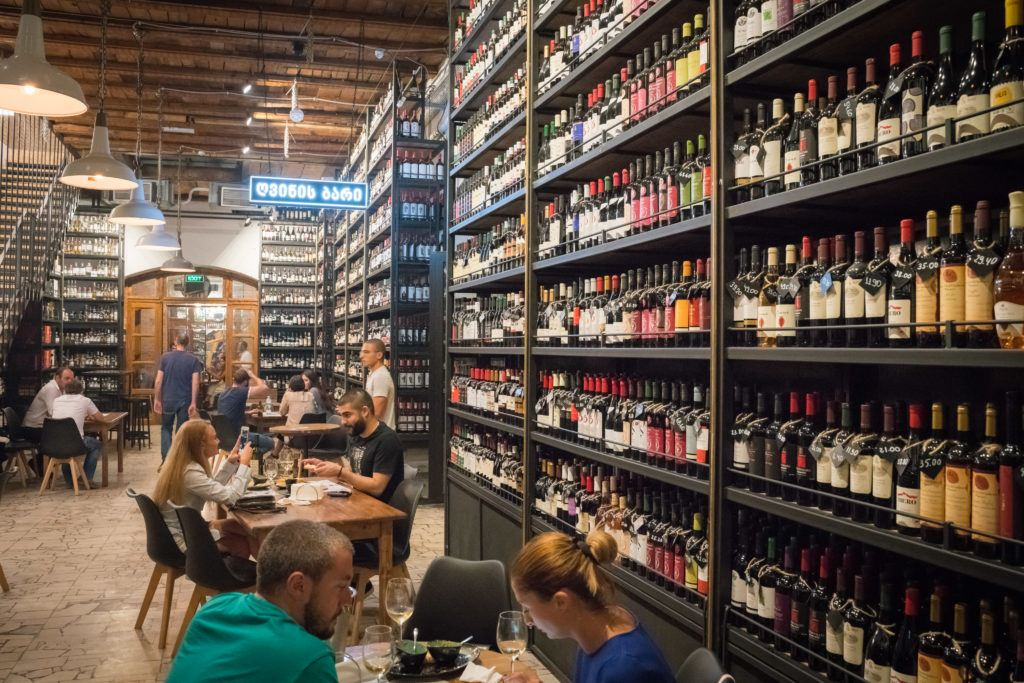 Things To Do in Tbilisi: Try Hundreds Of Wines at Wine Factory #1