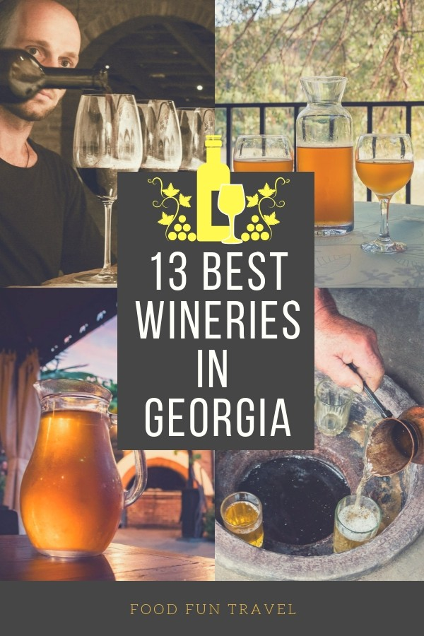 We discover the Best Vineyards In Georgia (Europe). Unique Qvevri wine making tradition and 500+ grape varietals. Article includes our Georgia Wineries Map.