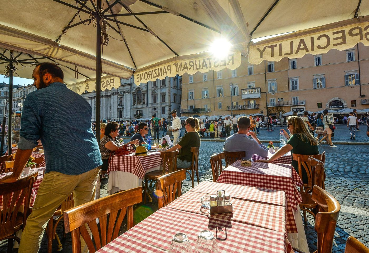 Rome Food Guide - Best Places To Eat In Rome - A Guide To The Best Food In Rome