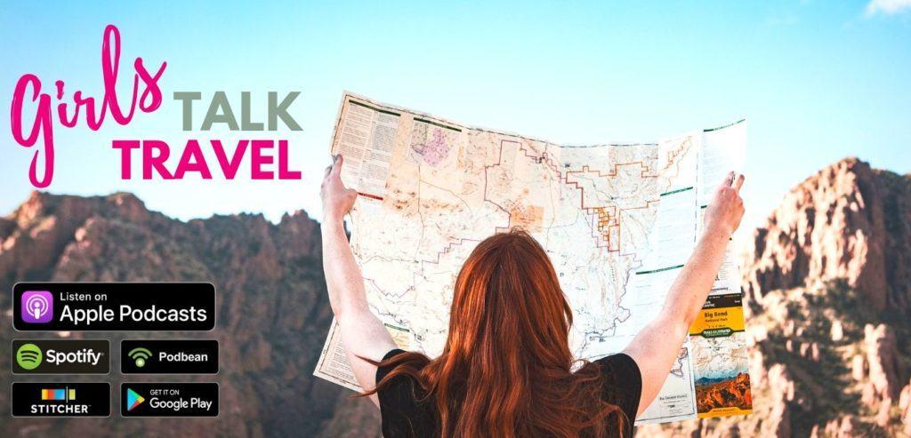 Girls Talk Travel podcast
