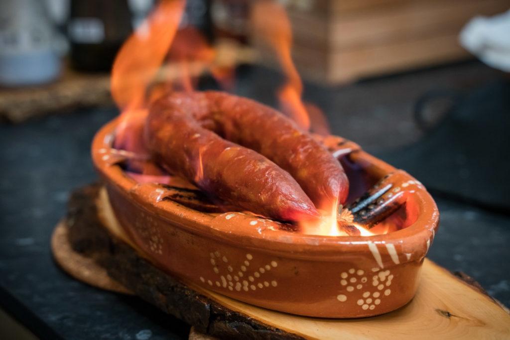 What To Eat In Lisbon: Chouriço (Portuguese Chorizo)