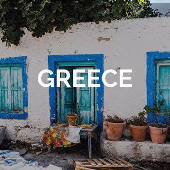 GREECE - FOOD TRAVEL BLOG