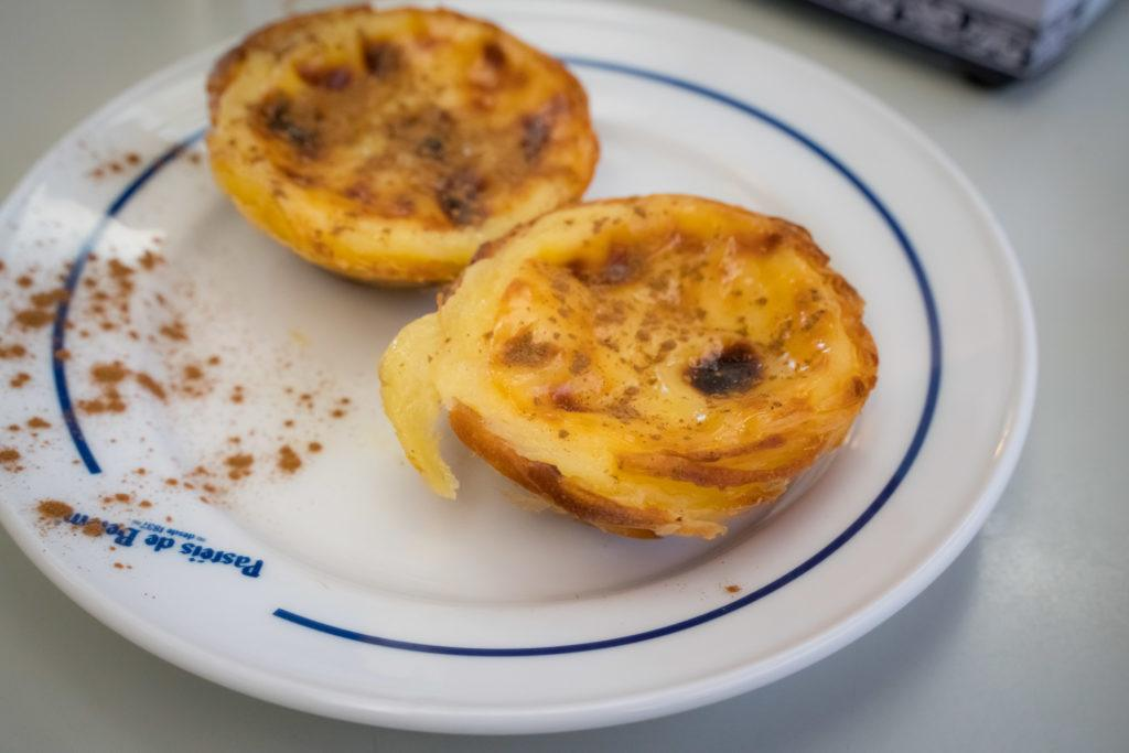 Pastéis de Belém - Egg tart history