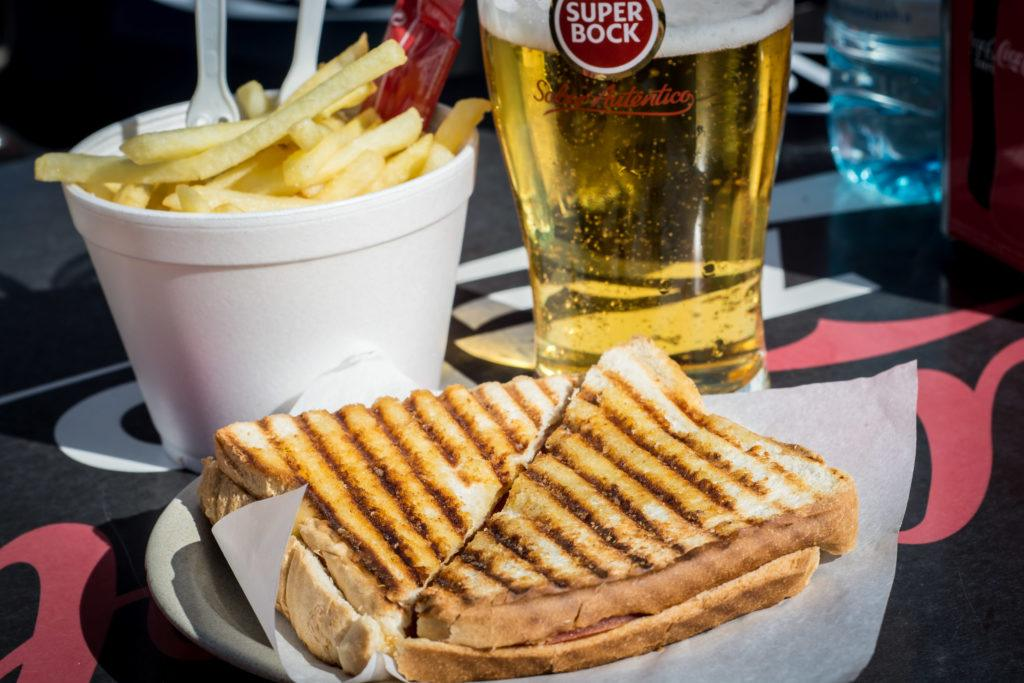 Lisbon Food | Typical Portuguese Food: Tostas