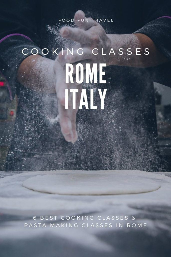 We've sourced out the 6 Best Rome Cooking Class / Pasta Making Class in Rome so that you can experience the very best in cooking classes Rome has to offer.