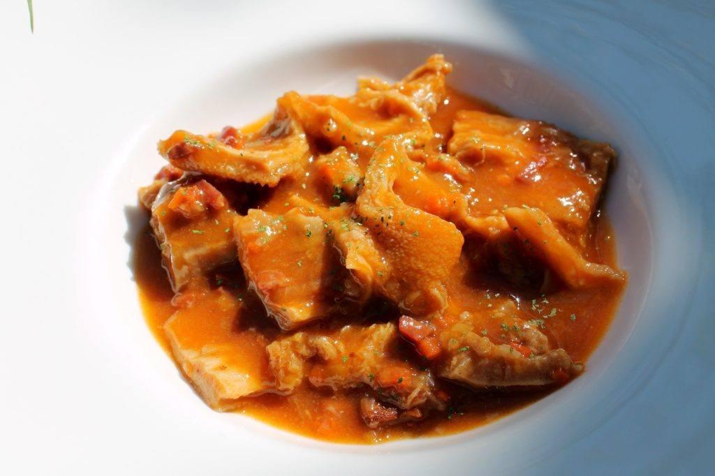 Madrid Food Guide: Callos Madrileños (Tripe Stew)