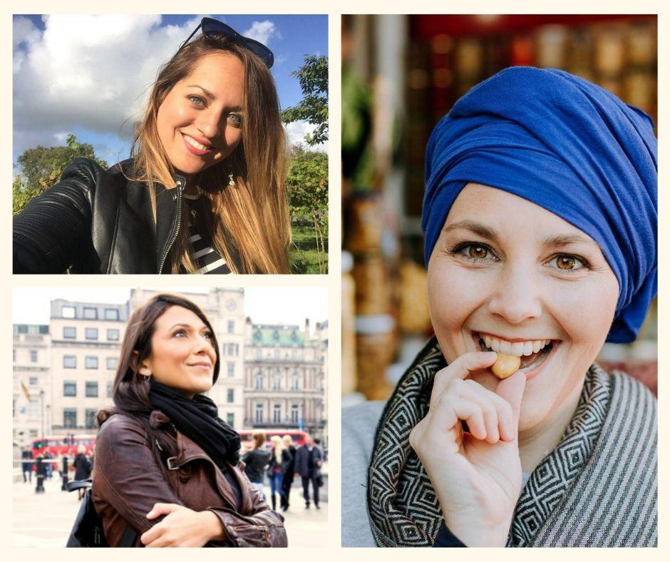 Girls Talk Travel Guests